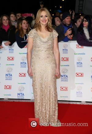 Helen Fospero - The National Television Awards 2014 (NTA's) held at the O2 Arena - Arrivals - London, United Kingdom...