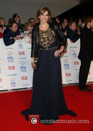 Darcey Bussell - The National Television Awards 2014 (NTA's) held at the O2 Arena - Arrivals - London, United Kingdom...