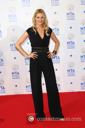 Tess Daly - The National Television Awards 2014 (NTA's) held at the O2 Arena - Press Room - London, United...