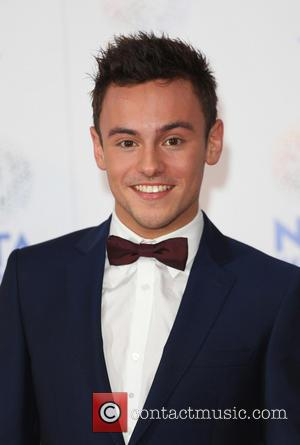 Tom Daley - The National Television Awards 2014 (NTA's) held at the O2 Arena - Press Room - London, United...