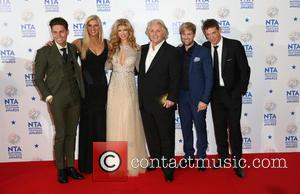 Joey Essex, Rebecca Adlington, Amy Willerton, David Emanuel, Kian Egan and Matthew Wright