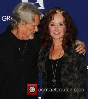 Kris Kristofferson and Bonnie Raitt - 'A Song Is Born' the 16th Annual GRAMMY Foundation Legacy Concert held at the...
