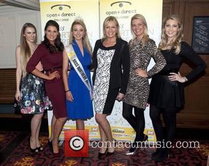 Zoe Salmon, Angela Mountstephens, Meagan Green, Alison Clarke, Judith Gray and Catherine Jennings