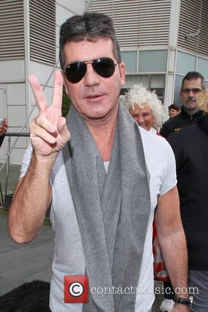 Simon Cowell - Britain's Got Talent judges leaving their hotel to attend the Cardiff auditions - Cardiff, United Kingdom -...