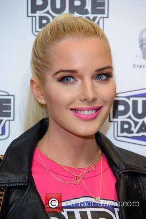 Helen Flanagan - The launch of the new 2014 Pure Car Rally at Millennium Mayfair Hotel - Arrivals - London,...