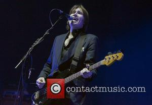 Justin Currie and Del Amitri