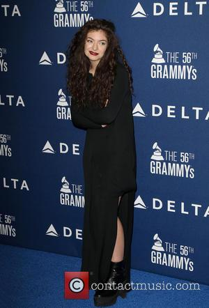 Grammy Awards, Lorde