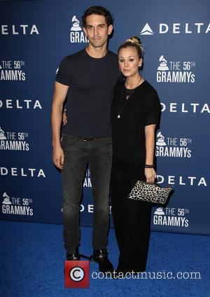 Ryan Sweeting and Kaley Cuoco