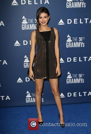 Victoria Justice - Delta Airlines Pre-Grammy Party At Soho House - West Hollywood, California, United States - Friday 24th January...