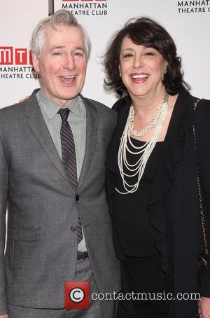 John Patrick Shanley and Lynne Meadow