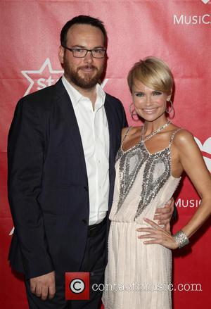 Kristin Chenoweth and Dana Brunetti