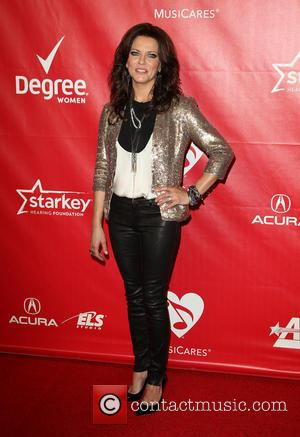 Martina McBride - 2014 MusiCares Person Of The Year honoring Carole King at Los Angeles Convention Center - Arrivals -...