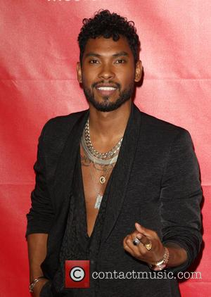 Miguel - 2014 MusiCares Person Of The Year honoring Carole King at Los Angeles Convention Center - Arrivals - Los...