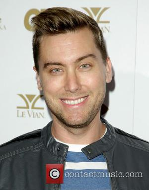 Lance Bass - Celebrities attend OK! Magazine's Pre-Grammy event with performance by Jason Derulo and special guest appearance by Jordin...