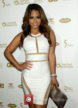 Christina Milian - OK! Magazine's Pre-Grammy event with a performance by Jason Derulo and special guest appearance by Jordin Sparks...