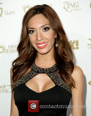 Farrah Abraham - OK! Magazine's Pre-Grammy event with a performance by Jason Derulo and special guest appearance by Jordin Sparks...