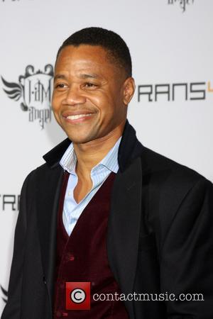 Cuba Gooding Jr - Trans4m Benefit Concert hosted by will.i.am - Los Angeles, California, United States - Friday 24th January...