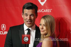 Eddie Cibrian and LeAnn Rimes - 2014 MusiCares Person Of The Year Honoring Carole King At Los Angeles Convention Center...