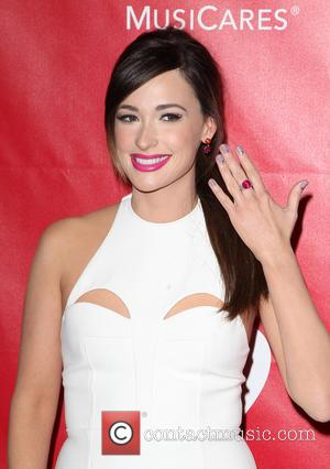 Kacey Musgraves - 2014 MusiCares Person Of The Year Honoring Carole King At Los Angeles Convention Center - Los Angeles,...