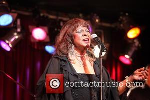 Martha Reeves - BB Kings Bar and Grill Presents Motown Legend Martha Reeves and The Vandellas - NYC, New York,...