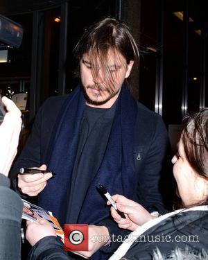Josh Hartnett - Late Late Show and Guests - Dublin, Ireland - Saturday 25th January 2014