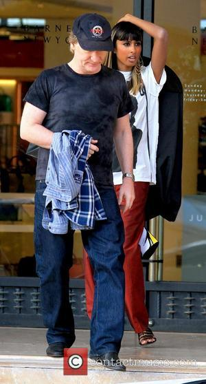 Bill Maher - Bill Maher shops at Barneys New York in Beverly Hills with a female companion - Los Angeles,...