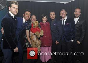 The Overtones, Julie Hesmondhalgh and Jeremy Joseph