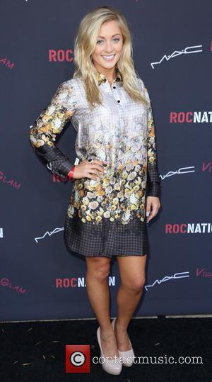 Alexa Goddard - Roc Nation pre-Grammy brunch celebration - Arrivals - Los Angeles, California, United States - Saturday 25th January...