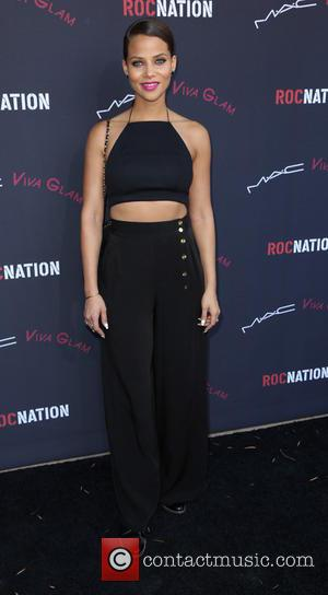 Denise Vasi - Roc Nation pre-Grammy brunch celebration - Arrivals - Los Angeles, California, United States - Saturday 25th January...