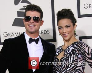 Paula Patton Applies For Divorce From Robin Thicke