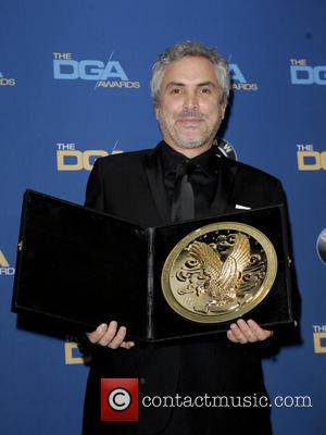 Alfonso Cuaron - The 66th Annual DGA Awards 2014 - Pressroom - Los Angeles, California, United States - Sunday 26th...