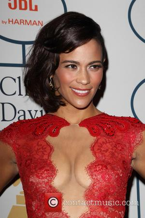 Paula Patton - 2014 Pre-Grammy Gala & Grammy Salute to Industry Icons - Clive Davis at The Beverly Hilton Hotel...
