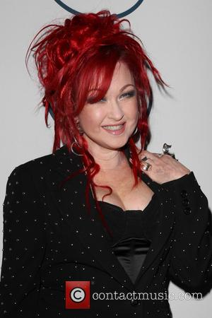 Cyndi Lauper - 2014 Pre-Grammy Gala & Grammy Salute to Industry Icons - Clive Davis at The Beverly Hilton Hotel...