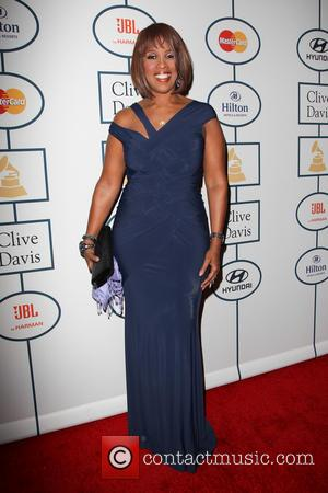 Gayle King - 2014 Pre-Grammy Gala & Grammy Salute to Industry Icons - Clive Davis at The Beverly Hilton Hotel...