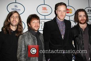 Imagine Dragons - 2014 Pre-Grammy Gala & Grammy Salute to Industry Icons - Clive Davis at The Beverly Hilton Hotel...
