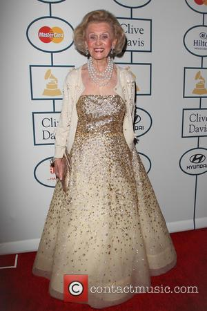 Barbara Davis - 2014 Pre-Grammy Gala & Grammy Salute to Industry Icons - Clive Davis at The Beverly Hilton Hotel...