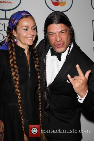 Chloe Trujillo and Robert Trujillo - 2014 Pre-Grammy Gala & Grammy Salute to Industry Icons - Clive Davis at The...