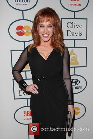 Kathy Griffin - 2014 Pre-Grammy Gala & Grammy Salute to Industry Icons - Clive Davis at The Beverly Hilton Hotel...