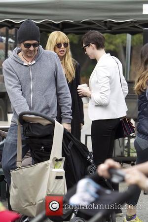 Anne Hathaway, Adam Shulman, Rachel Zoe and Rodger Berman