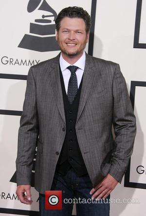 Blake Shelton - The 56th Annual GRAMMY Awards (2014) held at the Staples Center in Los Angeles, CA. 26-1-2014 -...