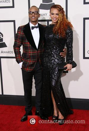 Faith Evans and Pj Morton