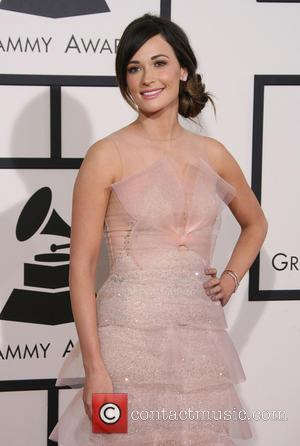 Kacey Musgraves - The 56th Annual GRAMMY Awards (2014) held at the Staples Center in Los Angeles, CA. 26-1-2014 -...