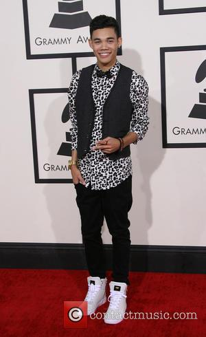 Roshon Fegan - The 56th Annual GRAMMY Awards (2014) held at the Staples Center in Los Angeles, CA. 26-1-2014 -...