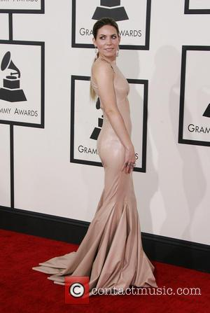 Skylar Grey - The 56th Annual GRAMMY Awards (2014) held at the Staples Center in Los Angeles, CA. 26-1-2014 -...