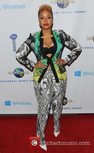 Chrisette Michele - Universal Music Groups 2014 Post Grammy Party - Los Angeles, California, United States - Sunday 26th January...