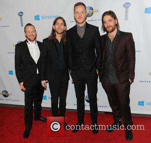 Imagine Dragons - Universal Music Groups 2014 Post Grammy Party - Los Angeles, California, United States - Sunday 26th January...