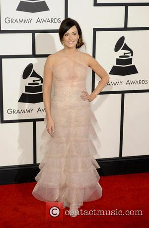 Kacey Musgraves - 56th GRAMMY Awards - Arrivals - Los Angeles, California, United States - Sunday 26th January 2014
