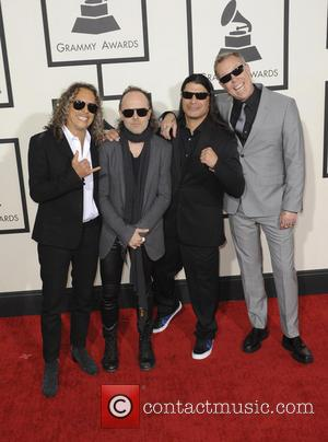 Metallica Unplug At Ozzy Osbourne Tribute
