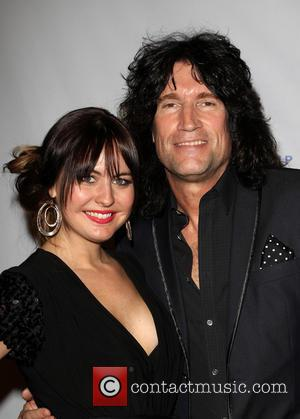 Tommy Thayer and KISS - Universal Music Group 2014 Post-Grammy Party At The Ace Hotel Theater - Los Angeles, California,...