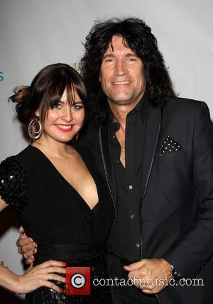 Tommy Thayer and KISS